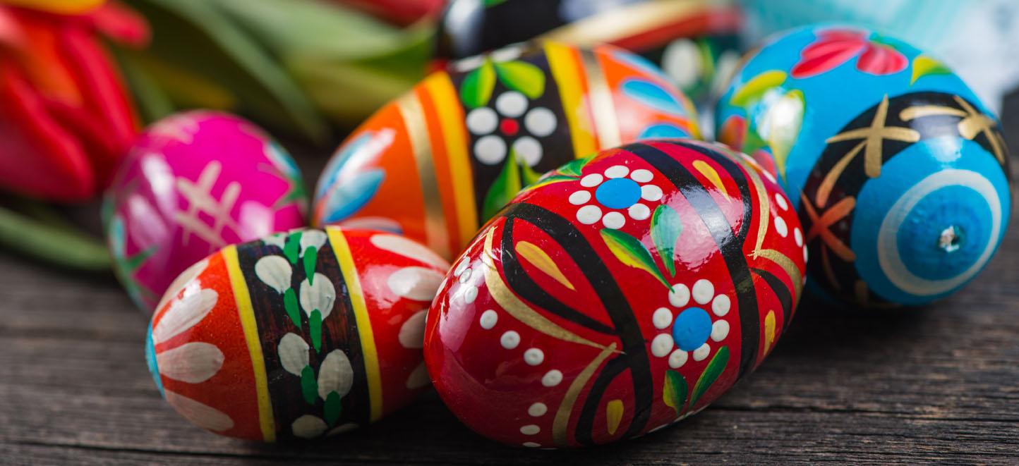 Polish Painted Eggs